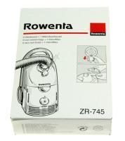 ROWENTA SACS ASPIRATEUR X6 + 1 MICROFILTRE POUR DYMBO ROWENTA
