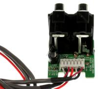 PR.CIRCUIT, DVD PLAYER WITH LC