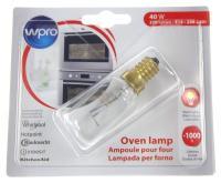 LAMPE DE FOUR T29-40W E14 300°C D E F I NLGB