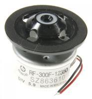 Rf-300fa-12350  Cd-/dvd-spolemotor 5,9 Volt 24x12mm