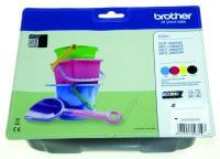 , Brother  Colore Multipack Bk/c/m/g Mfc-j480dw/-j680dw/dcp-j56