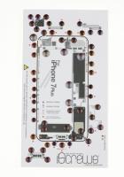 Iscrews Iscrews Skrueopbevaring For Iphone 7plus
