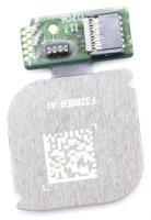 Fingerprint Sensor + Flex Gold Für Huawei P10 Lite