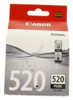 CANON Pgi-520bk Canon Blækpatron 19ml Pgi-520bk Sort Pigmenteret