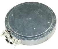 WHIRLPOOL/INDESIT C00339925 Strålevarmelegemer 165mm