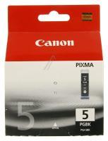 CANON Pgi-5bk Canon Blækpatron Sort, 26ml