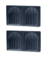 GROUPE SEB Sandwich -plader Med Non-stick Belægning