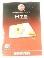 CANDY/HOOVER H76 Papirs Støvsugerposer