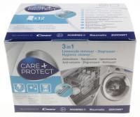 CANDY/HOOVER Cdp1012 Afkalker Og Fedtløser Til Vaske- Opvaskemaskiner 12 Breve