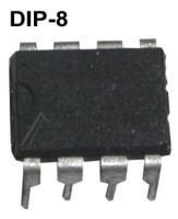 Tlc271cp  Operaonsforstærker Ic Dip8