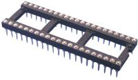 Dil42 Ic-präzisionsfassung Rm=2,54mm