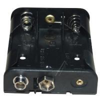 Batteri Holder 3x Aa