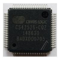 Cs42526-cqz Ic 24bit Dac, Smd Lqfp-64