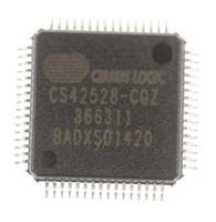 Ic 24bit Audio Codec, Smd Lqfp-64